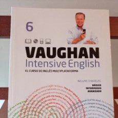 Libros de segunda mano: VAUGHAN INTENSIVE 6. ENVÍO CERTIFICADO 4,99. Lote 239589325
