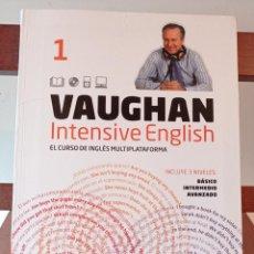 Libros de segunda mano: VAUGHAN INTENSIVE 1. ENVÍO CERTIFICADO 4,99. Lote 239589450