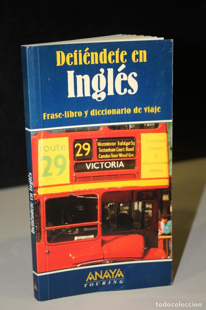 Defiéndete En Inglés Frase Libro Y Diccionario Comprar Cursos De Idiomas En Todocoleccion 196215960