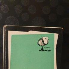 Libros de segunda mano: ENGLISH METHOD/ ENGLISH COMMERCIAL CORRESPONDENCE/ METODOS MASSÉ 1964/ (REF.2.A). Lote 243467005