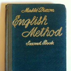 Libros de segunda mano: METODO DE INGLES - CURSO SUPERIOR - F. G. DIXON - METODO MASSE-DIXON. Lote 243944865