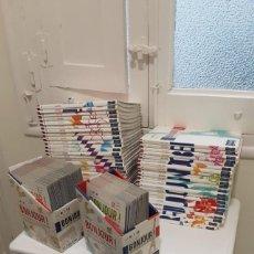 Libros de segunda mano: FANTÁSTICO CURSO DE FRANCÉS VAUGHAN BONJOUR! 50 LIBROS+1 DE EJERCICIOS CON 100 CDS MP3 AUDIO.NUEVOS!. Lote 244492290
