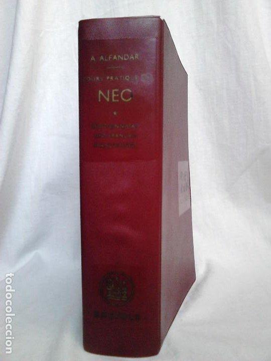 Libros de segunda mano: Course pratique de Neo - Arturo Alfandari - Bélgica, Éditions Brepols, 1961 / INTERLINGÜÍSTICA - Foto 2 - 245924750
