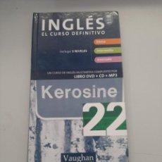 Libros de segunda mano: INGLES EL CURSO DEFINITIVO. Lote 249255675