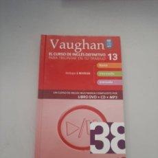Libros de segunda mano: VAUGHAN. Lote 249257845