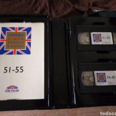 Libros de segunda mano: OXFORD VIDEO ENGLISH COURSE. Lote 251765840