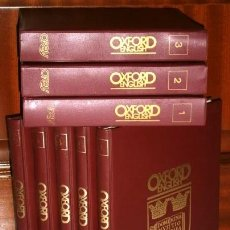 Libros de segunda mano: CURSO DE IDIOMA INGLÉS / OXFORD UNIVERSITY PRESS / ED. ORBIS EN BARCELONA 1985. Lote 253341660