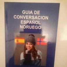 Libros de segunda mano: GUIA DE CONVERSACION ESPAÑOL NORUEGO -----LIBRO ESPECIAL PARA VIAJEROS. Lote 254293920