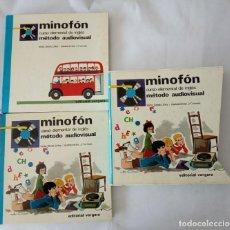 Libros de segunda mano: METODO AUDIOVISUAL DE INGLES BÁSICO. Lote 254666235