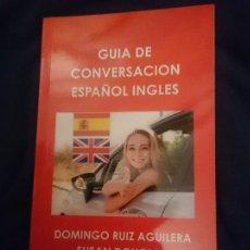 Libros de segunda mano: GUIA DE CONVERSACION ESPAÑOL INGLES -----LIBRO ESPECIAL PARA VIAJEROS. Lote 256079530