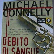 Libros de segunda mano: DEBITO DI SANGUE. Lote 262801360