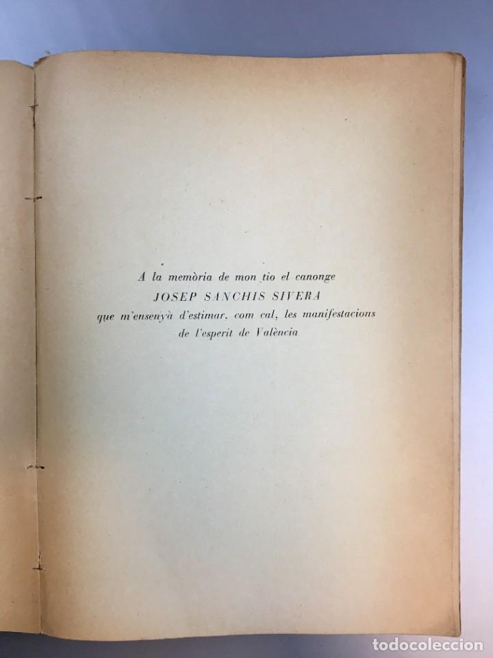 Libros de segunda mano: GRAMATICA VALENCIANA - SANCHIS GUARNER - 1950 - Foto 4 - 266645563