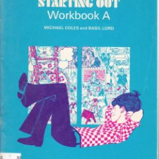 Libros de segunda mano: MICHAEL COLES, BASIL LORD. ACCESS TO ENGLISH, STARTING OUT, WORKBOOK A. OXFORD PRESS, 1975.. Lote 270172293