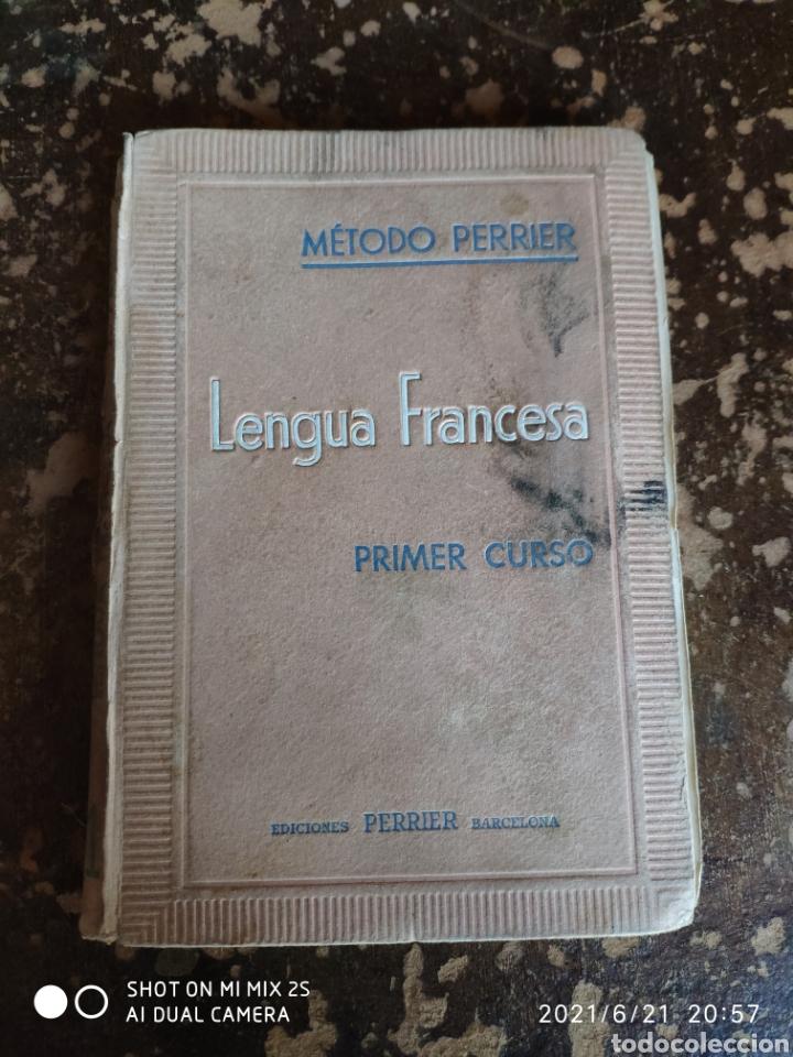 METODO PERRIER LENGUA FRANCESA PRIMER CURSO (EDICIONES PERRIER, BARCELONA) (Libros de Segunda Mano - Cursos de Idiomas)