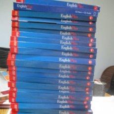 Libros de segunda mano: ENGLISH PLUS (BBC) (19DVD + CD-ROM DE INSTALACIÓN W7764 ( FALTA EL TOMO 19 ). Lote 272749803