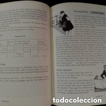 Libros de segunda mano: 1968 DEUTSCHE SPRACHLEHRE FUR AUSLANDER LIDRO DE ALEMAN+DICCIONARIO ALEMAN/ESPAÑOL - Foto 4 - 276242913