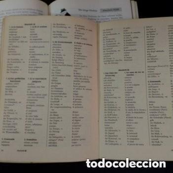 Libros de segunda mano: 1968 DEUTSCHE SPRACHLEHRE FUR AUSLANDER LIDRO DE ALEMAN+DICCIONARIO ALEMAN/ESPAÑOL - Foto 5 - 276242913