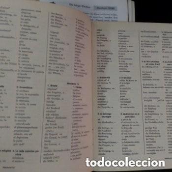 Libros de segunda mano: 1968 DEUTSCHE SPRACHLEHRE FUR AUSLANDER LIDRO DE ALEMAN+DICCIONARIO ALEMAN/ESPAÑOL - Foto 8 - 276242913