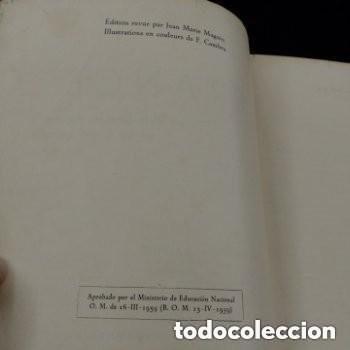 Libros de segunda mano: 1960 2°EDICION CURSO SUPERIOR DE FRANCES , LUIS GRANDIA MATEU CATEDRATICO F. DE LENGUAS MODERNAS - Foto 3 - 276243523