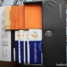 Libros de segunda mano: CURSO DE FRANCÉS LINGUAPHONE CON DISCOS. Lote 276912248