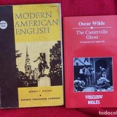 Libros de segunda mano: MODERN AMERICAN ENGLISH. Lote 278593523