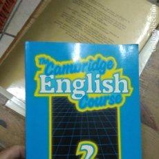 Libros de segunda mano: LIBRO THE CAMBRIDGE ENGLISH COURSE 1989 ART-548-1069. Lote 278807718