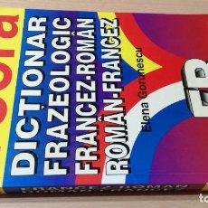 Libros de segunda mano: TEORA / FRANCEZ ROMAN / FRANCES RUMANO / R304. Lote 283081848