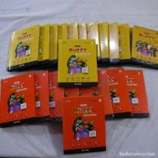 Libros de segunda mano: LOTE DE 12 DVD-BOOK MUZZY MULTILINGUAL + 9 CD-ROM BOOK MUZZY INTERACTIVE + DVD DE CANCIONES. Lote 284020393