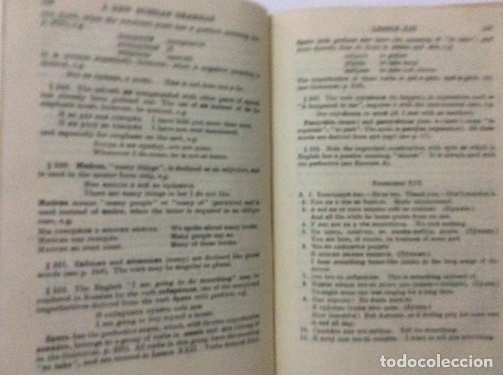 Libros de segunda mano: A New Russian grammar in two parts, ANNA H. SEMEONOFF, 1945 - Foto 7 - 286763248