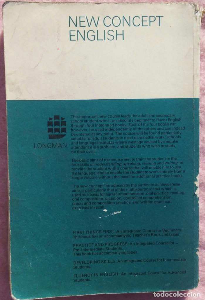 Libros de segunda mano: Practice and Progress – L.G. Alexander (Longman, 1970) /// INGLÉS VAUGHAN ENGLISH FRANCÉS IDIOMAS - Foto 2 - 286797518