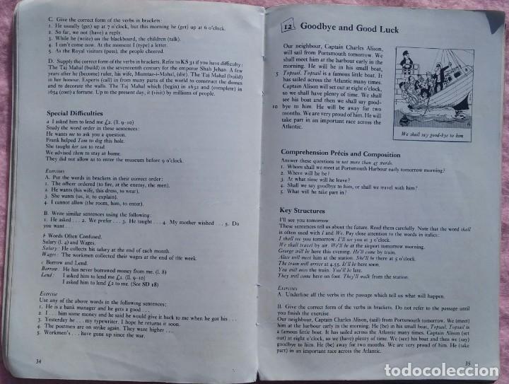 Libros de segunda mano: Practice and Progress – L.G. Alexander (Longman, 1970) /// INGLÉS VAUGHAN ENGLISH FRANCÉS IDIOMAS - Foto 13 - 286797518