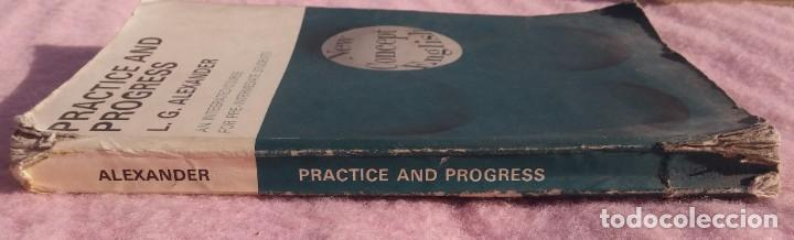 Libros de segunda mano: Practice and Progress – L.G. Alexander (Longman, 1970) /// INGLÉS VAUGHAN ENGLISH FRANCÉS IDIOMAS - Foto 16 - 286797518