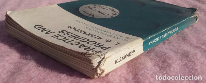 Libros de segunda mano: Practice and Progress – L.G. Alexander (Longman, 1970) /// INGLÉS VAUGHAN ENGLISH FRANCÉS IDIOMAS - Foto 17 - 286797518