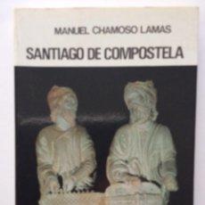 Libros de segunda mano: MANUEL CHAMOSO LAMAS. SANTIAGO DE COMPOSTELA, 1980. Lote 286996973