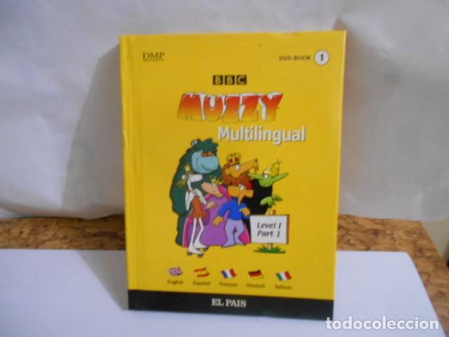 MUZZY MUNTILINGIAL -DVD BOOK Nº1 (Libros de Segunda Mano - Cursos de Idiomas)