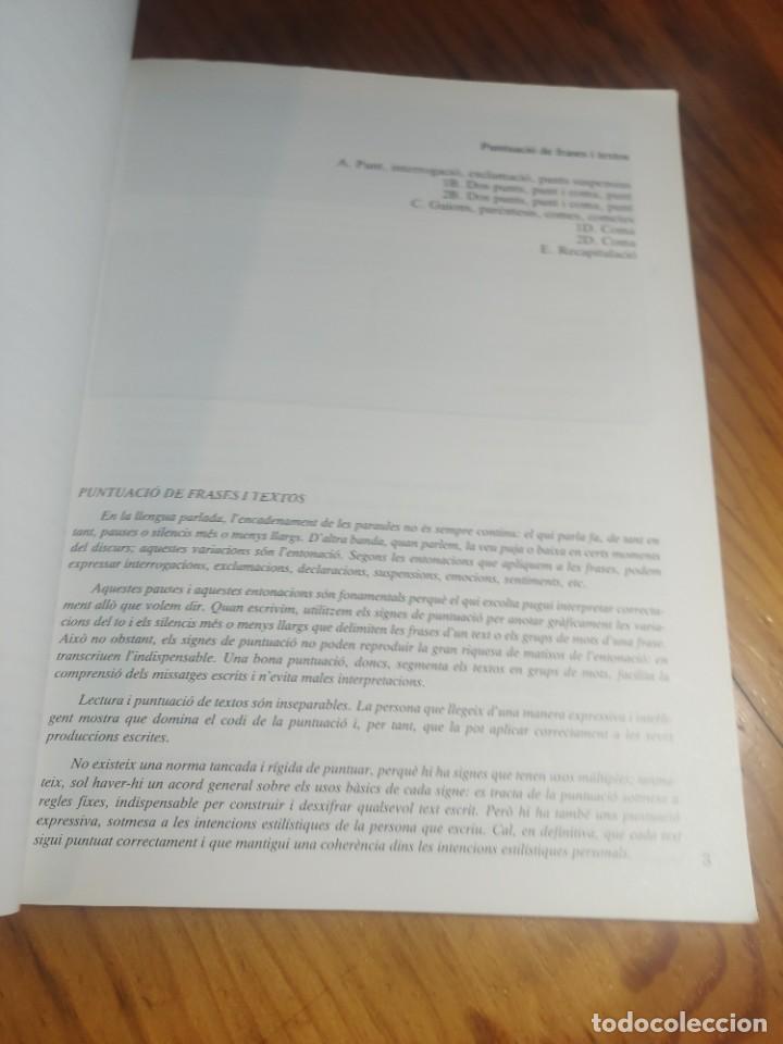 Libros de segunda mano: Tècniques descriptura. Eusebi Coromina. Teide. - Foto 4 - 287806963