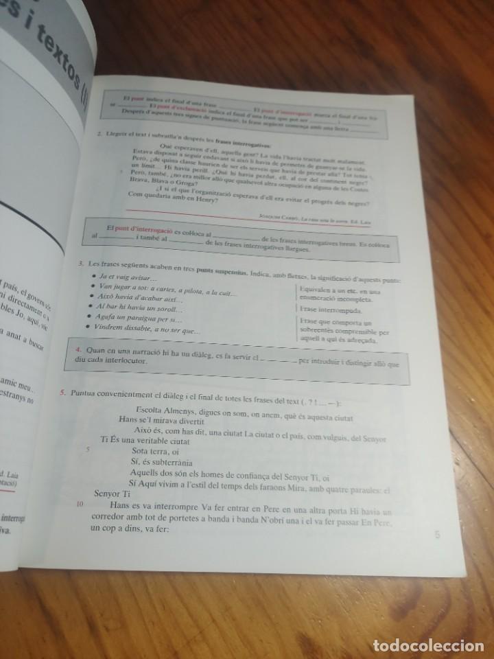 Libros de segunda mano: Tècniques descriptura. Eusebi Coromina. Teide. - Foto 5 - 287806963