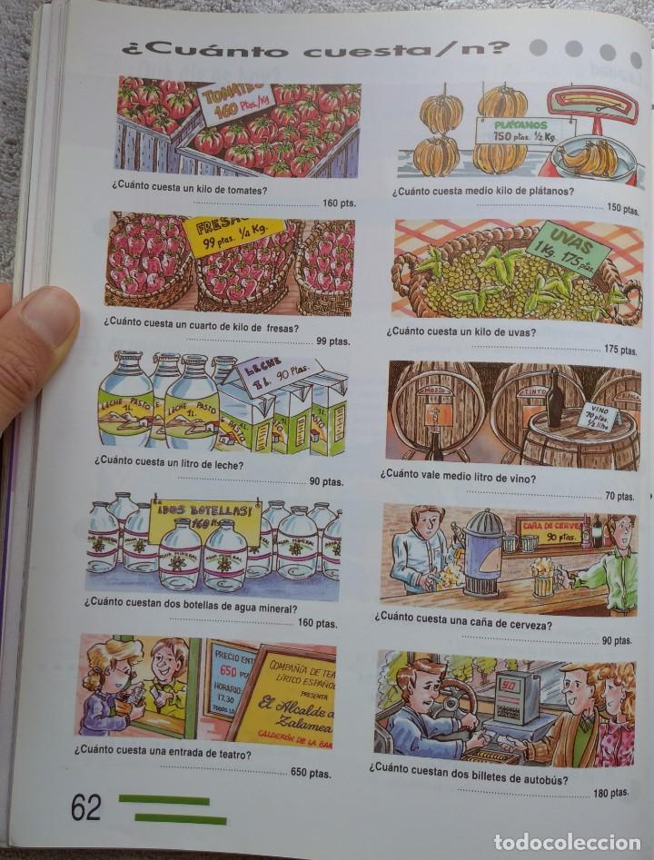 Libros de segunda mano: Español 2000, Nivel Elemental (SGEL, 1999) /// IDIOMAS DICCIONARIO INGLÉS FRANCÉS ITALIANO PORTUGUÉS - Foto 7 - 288045853