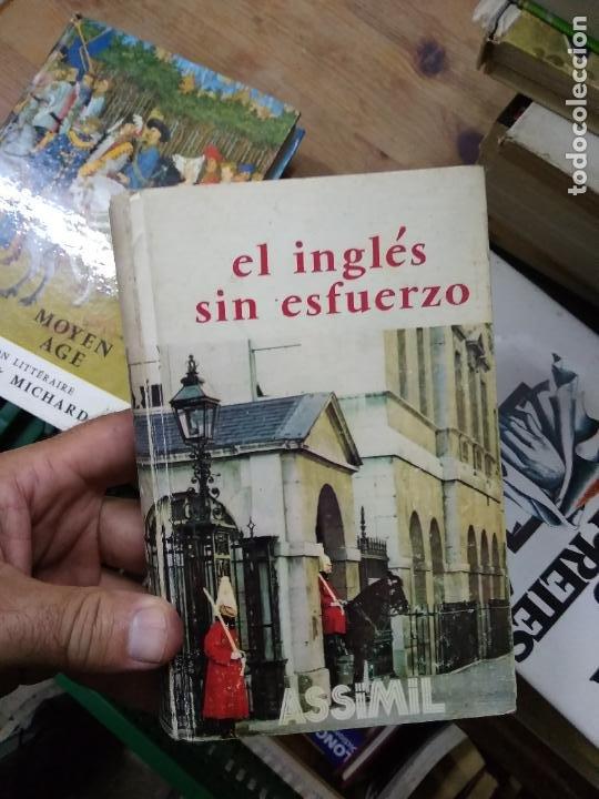 EL INGLÉS SIN ESFUERZO, A. CHÉREL. L.27746 (Libros de Segunda Mano - Cursos de Idiomas)