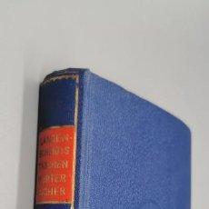 Libros de segunda mano: 1926 LANGENSCHEIDT DICTIONNAIRE DE POCHE DAS LANGUES FRANÇAISE ET ALLEMANDE * ALLEMAND – FRANÇAIS.. Lote 288144118