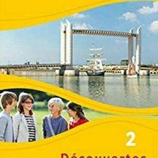 Libros de segunda mano: DÉCOUVERTES 2. SÉRIE JAUNE: CAHIER D'ACTIVITÉS MIT MP3-CD UND VIDEO-DVD. Lote 293946168