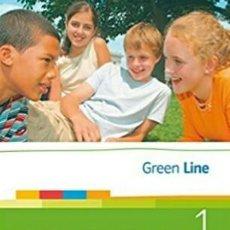 Libros de segunda mano: GREEN LINE 1. DAS TRAININGSBUCH: PASSEND ZUM SCHULBUCH; IDEAL ZUM SELBSTLERNEN AM NACHMITTAG. Lote 293950683