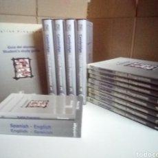 Libros de segunda mano: CURSO DE INGLÉS CAMBRIDGE ENGLISH SCHOOL COMPLETO. Lote 294088048