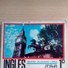 Libros de segunda mano: INGLES. ANAYA. 1º. Lote 294445203