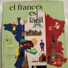 Libros de segunda mano: EL FRANCÉS ES FÁCIL. VISUALPHONE. I CURSO ELEMENTAL. EDICIONES AFHA. 1963. TAPA DURA. ILUSTRADO. VER. Lote 295938533