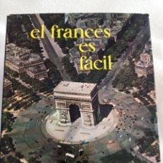 Libros de segunda mano: EL FRANCÉS ES FÁCIL. VISUALPHONE. II CURSO MEDIO. EDICIONES AFHA. 1963. TAPA DURA. ILUSTRADO. VER. Lote 295939043