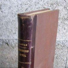 Libros de segunda mano - DERECHO CIVIL .. Tomo II Derecho de obligaciones .. Por José Castán - 24882549