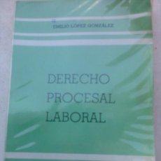 Libros de segunda mano: DERECHO PROCESAL LABORAL. Lote 26558218