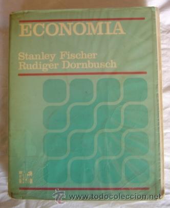 ECONOMÍA - S. FISCHER Y R. DORNBUSCH - MCGRAW-HILL. AÑO: 1987 (Libros de Segunda Mano - Ciencias, Manuales y Oficios - Derecho, Economía y Comercio)