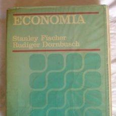 Libros de segunda mano: ECONOMÍA - S. FISCHER Y R. DORNBUSCH - MCGRAW-HILL. AÑO: 1987. Lote 26577785
